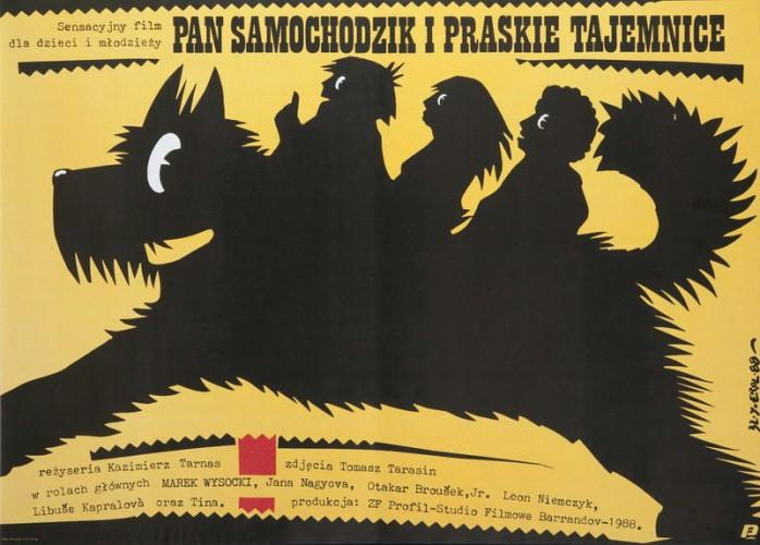 Pan Samochodzik i praskie tajemnice (1988)