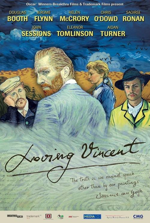 Twój Vincent jest namalowany